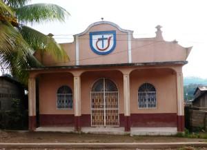 Pentecostal church, Waslala, Nicaragua